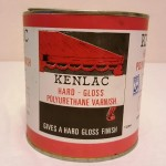 11 - Kenlac polyurethane clear varnish 2
