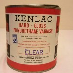11 - Kenlac polyurethane clear varnish 4
