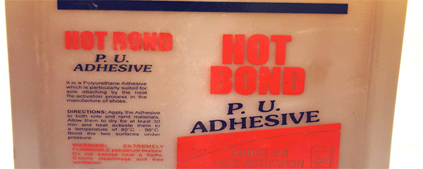 Hot bond pu adhesive
